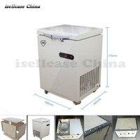 Wozniak professional mass Freezer Machine ЖК экран разделяющий сепаратор заморозки использование жидкостного замораживания 130 до 150 градусов