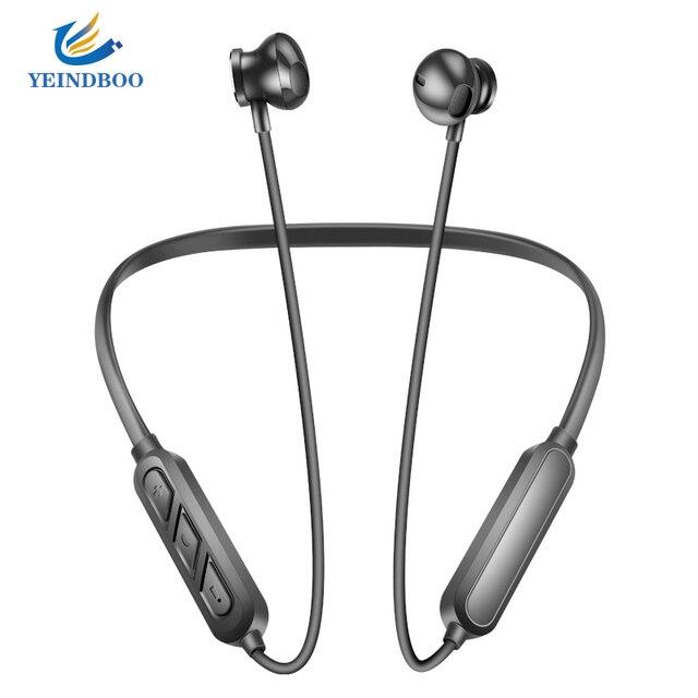 Bluetooth Tai Nghe Không Thấm Nước 20 h pin cuộc sống Thể Thao stereo In-Ear Tai Nghe Với Microphone earbuds Cho điện thoại Di Động fone de ouvi