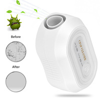 2200mAh Portable Mini CPAP Cleaner Disinfector Ventilator Cleaner Sleep Apnea CPAP Air Tubes Clean Sanitizer Sterilizer J3