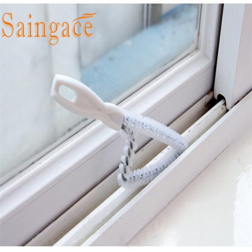 Cepillo multifuncional respetuoso con el medio ambiente, herramienta de limpieza de ventana, cepillo de limpieza de cocina, cepillo de ventana del cepillo fenere #7