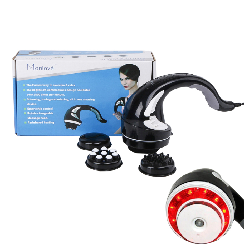 4 in 1 Powerful Weight loss Slimming Full Body Massager Fat Reducing Health Care