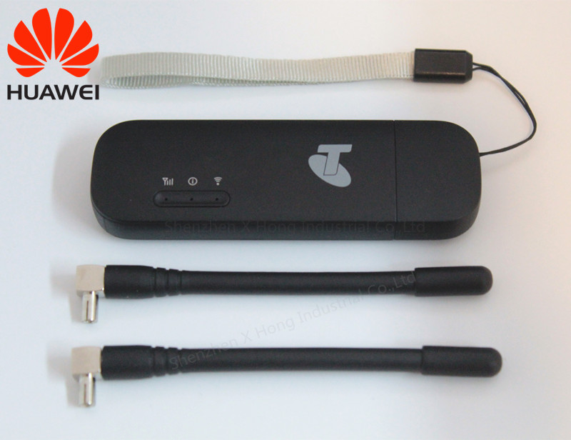 Unlocked Huawei E8372 E8372h-608 with TS 9 Antenna 150Mbps 4G LTE USB WiFi Dongle