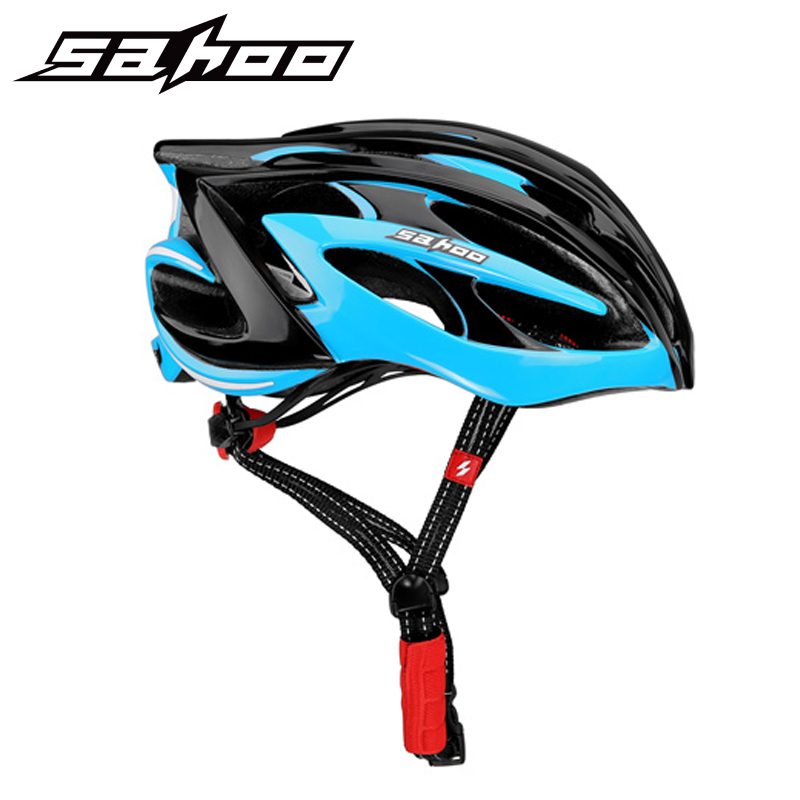 2017 SAHOO Road Bike Helmet Men Women MTB Bicycle Helmet Ultralight Safety Protection Cycling Helmet With 2 Shell Casco Ciclismo universal bike bicycle motorcycle helmet mount accessories