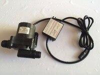 5pcs 5 12V Wide Voltage Large Flow Rate Mini Pump 50C 1260S 2100LPH 6M Submersible Available