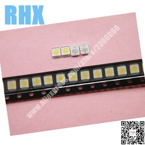Image 2 - 200piece/lot  FOR  3528/2835 3V 280MA 1W Cold White LED Diodes for LG LCD TV Backlight Repair