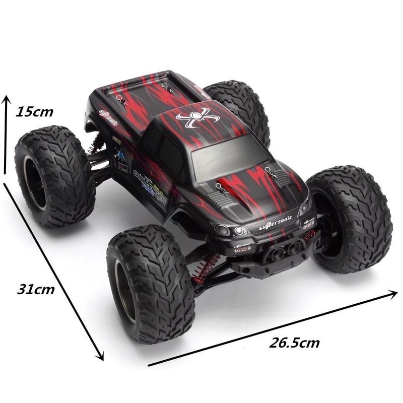 40 km/h rádio controle remoto carro 2.4g 1:12 escala rc fora da estrada buggy deriva rock crawlers carro de corrida brinquedos 9115 - 4