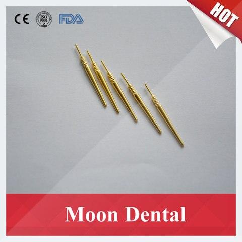 de bronze puro com pico dental ferramenta laboratorio material