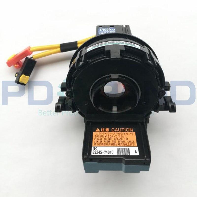 Steering wheel Angle Sensor 89245 74010 for TOYOTA Yaris Prius LAND CRUISER PRADO GDJ GRJ KDJ