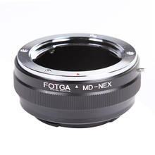 FOTGA – bague d'adaptation d'objectif Minolta pour Sony e-mount 6 A7 A7R II A6500 A6300