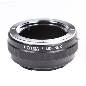 Image 1 - FOTGA Minolta MD NEX Objektiv Adapter Ring für Sony E Mount NEX 7 6 A7 A7R II A6500 A6300