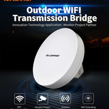 comfast 1750Mbps Dual Band 2.4G 5.8G Outdoor CPE AP Router WiFi Signal Hotspot