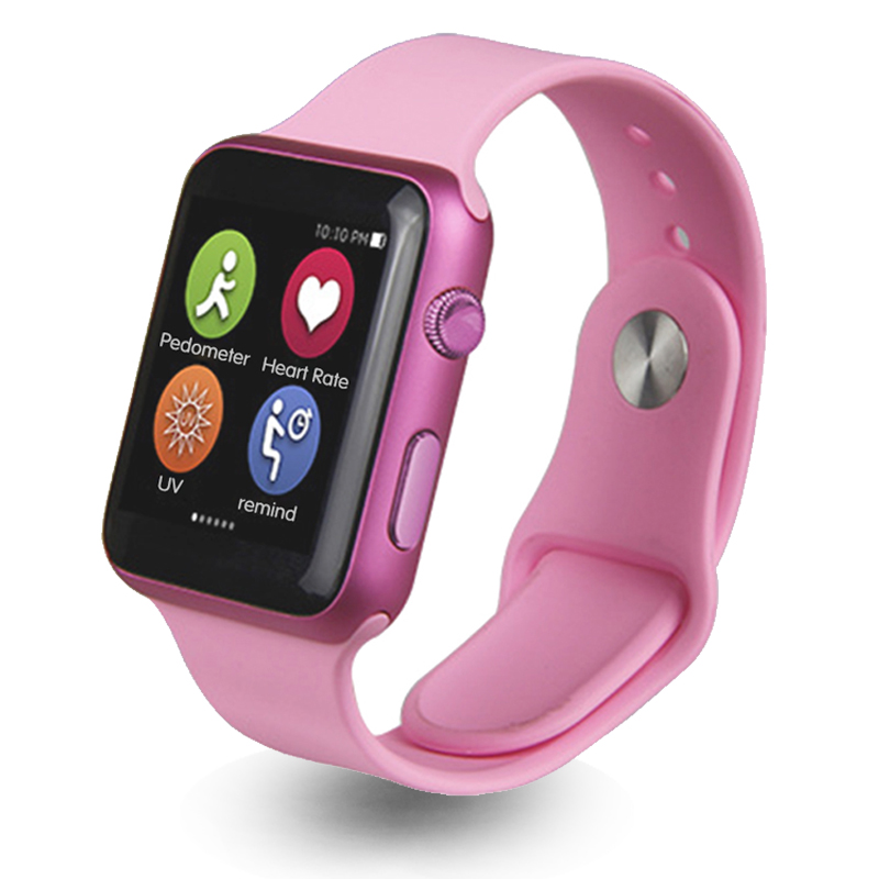 ФОТО Smart Watch IWO High Resolution Bluetooth Smartwatch With Heart Rate Monitor Facebook WhatsApp Built-in for IOS Android Phone