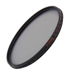 Image 3 - Zomei hd 광학 유리 cpl 필터 슬림 멀티 코팅 원형 편광판 편광 렌즈 필터 40.5/49/52/55/58/62/67/72/77/82mm