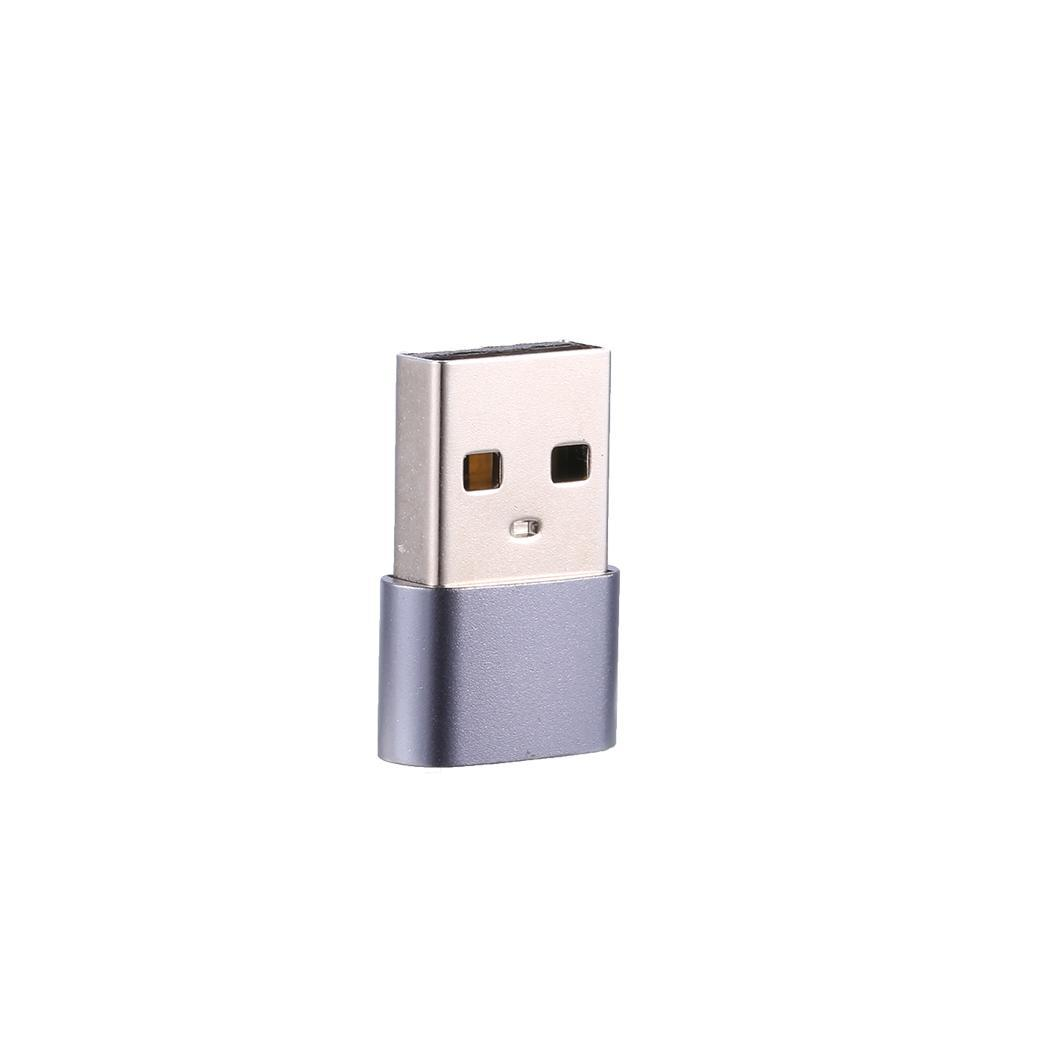 Silver Design Gold Office Fashion Minimalist Etc Type-C To Adapter For Gray For Home Black Travel New USB2.0