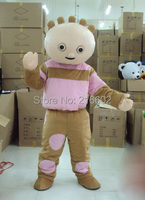 cosplay costumes In The Night Garden Upsy Daisy Cartoon Character Mascot Costume Adult Size Fancy Dress