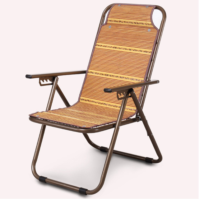 Outdoor Chair For Elderly Rocking Modern Folding Recliner Lunch Nap Mats Beds The Leisure Beach Lazy Chairs