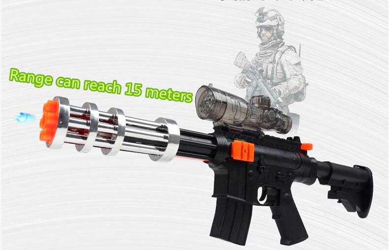 2015 new Paintball Gun Pistol Plastic Toys CS Game Shooting Bullet Gun  Water Crystal Gun Nerf Air Water Gun Airgun water bomb-in Toy Guns from  Toys ...