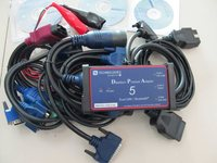 heavy truck scanner dpa5 dearborn protocol adapter 5 heavy duty truck diagnostic tool full cables without bluetooth dpa5 cnh