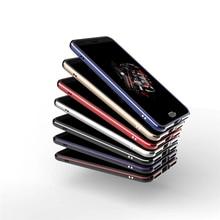Luxury Shockproof Bumper Case for Huawei Honor 9i Aluminum Metal Frame For Huawei Honor 9i Phone Cases for Huawei Honor 9i 5.9'' защитное стекло для huawei honor 9i