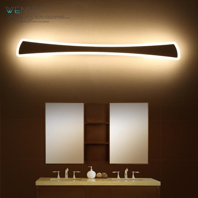 HAIXIANG LED Specchio Bagno Luce Impermeabile Lampada Da Parete ...