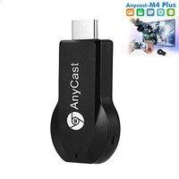 HDMI TV Stick U2C AnyCast M4 Plus 1080P 3D WiFi Wireless Mini Display Receiver Dongle DLNA