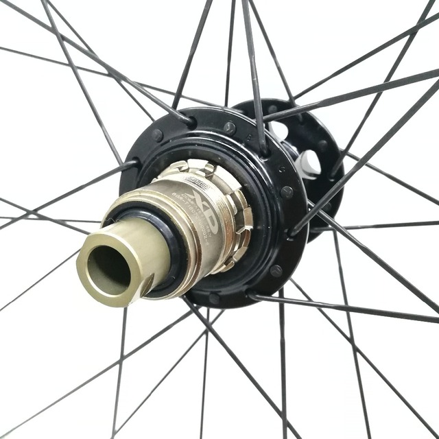 US $443 4 |29ER MTB Carbon Wheelset XD Boost Hub 29'' Mountain Bike Aero  Spokes Wheels Fit for SRAM 11S Axle Top Light Weight NGT OEM-in Bicycle  Wheel