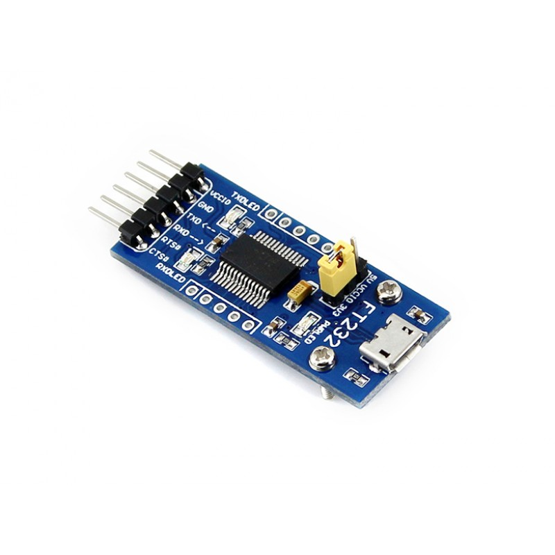 USB micro connector FT232 USB UART Board (micro) Original FT232RL Supports Mac, Linux, Android, Windows