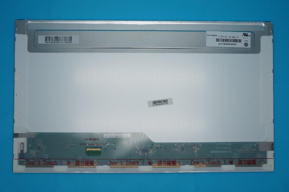 купить QuYing Laptop LCD screen Compatible Model B173HTN01.1 N173HGE-E11 N173HGE-EA1 недорого