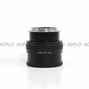 Image 4 - M42 NEX/M Pixco ayarlanabilir odaklama makro Helicoid adaptörü tüp takım elbise için M42 Lens Sony E dağı kamera NEX a5000 A3000 5T 3N