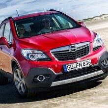 5 шт./лот, автомобильный Стайлинг, ксенон, белый Canbus, посылка, комплект, светодиодный, внутреннее освещение для Opel Mokka