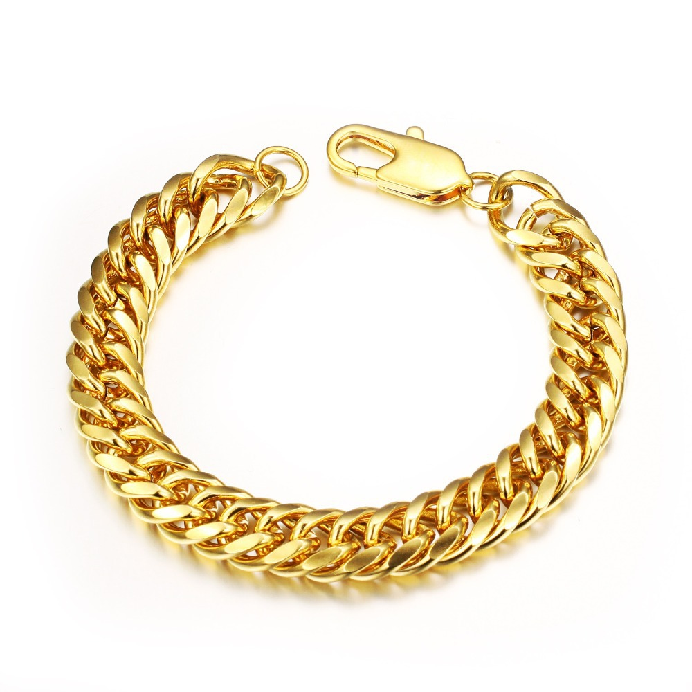Elements Gold Linked Bracelet - Gold Gold (Colour) 33uRcec4