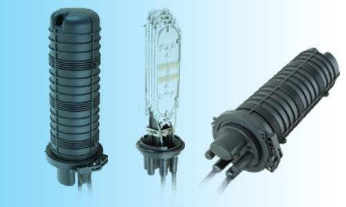 Grandway - D004 Fiber de câble fermeture Splice fermeture connecteur étanche boîtes rétractable