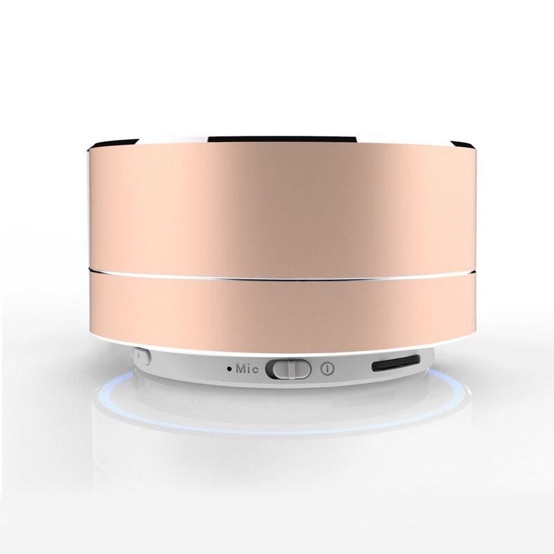 Ubit Metal Altavoz Bluetooth con micrófono Llamadas manos libres - Audio y video portátil - foto 6