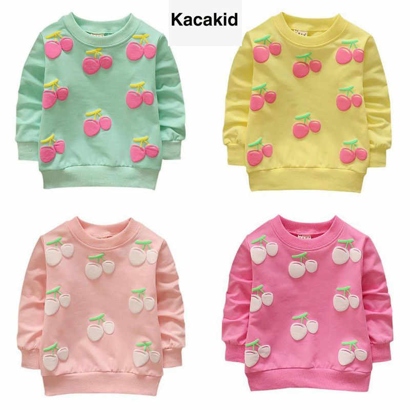90e3502f9 2019 New Baby Girls Sweaters With Pattern Casual Long Sleeve Soft Newborn Children  Sweaters Outerwear Kids