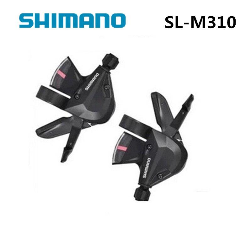 Shimano ALTUS SL-M310 Trigger Shifter 3*7 s 3*8 s Leve bici M310 21 s 24 s