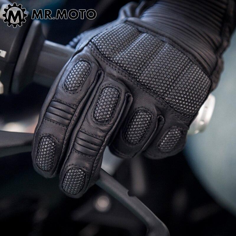 M, L, XL, XXL Rallye4 GS Moda Nəfəs ala bilən Karbon Lifli Dəri - Motosiklet aksesuarları və ehtiyat hissələri - Fotoqrafiya 3