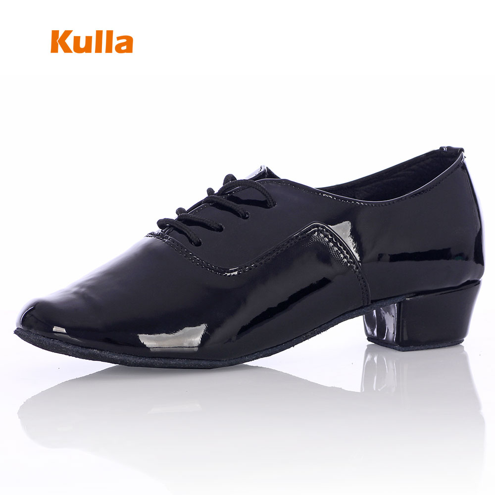 Plus Size 24-45 Women  Men  Modern Ballroom Tango Latin Dancing Shoes Children Boy Low Heel Jazz Salsa Ballroom Dance Shoes Men