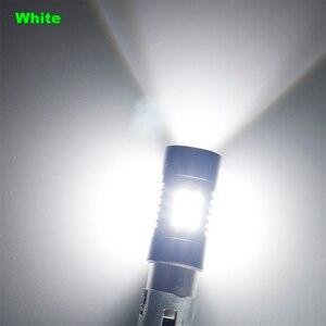 Image 5 - Автомобильный светодиодный светильник, 2 шт., 1156 P21W BA15S PY21W BAU15S Canbus, 1200 лм, поворотный сигнал, задний фонарь 3030SMD, Прямая поставка, 12 В, для Volvo