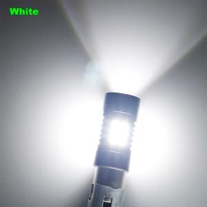 Image 5 - Bombilla LED para coche, luz intermitente trasero de 1200Lm, 12V, para Volvo, P21W, BA15S, PY21W, BAU15S, Canbus, 2 uds.