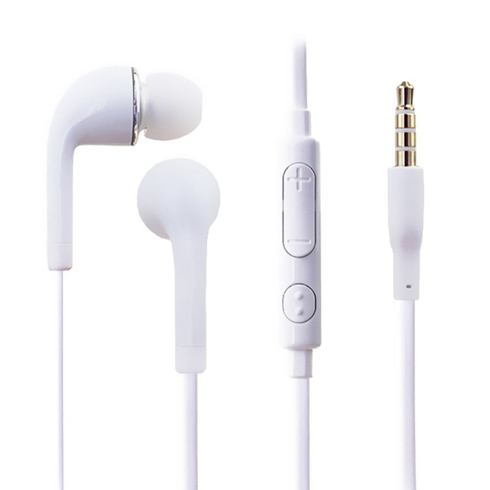 Hot selling Earphone handsfree with Mic For Samsung GALAXY S3 S4 Note Note3 N7100 MobilePhone earphone with Microphone