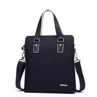 Bostanten Men' Handbag Vertical design Crossbody bags for Fashion men Waterproof Bag Messegner Laptop shoulder Nylon Hand Bag