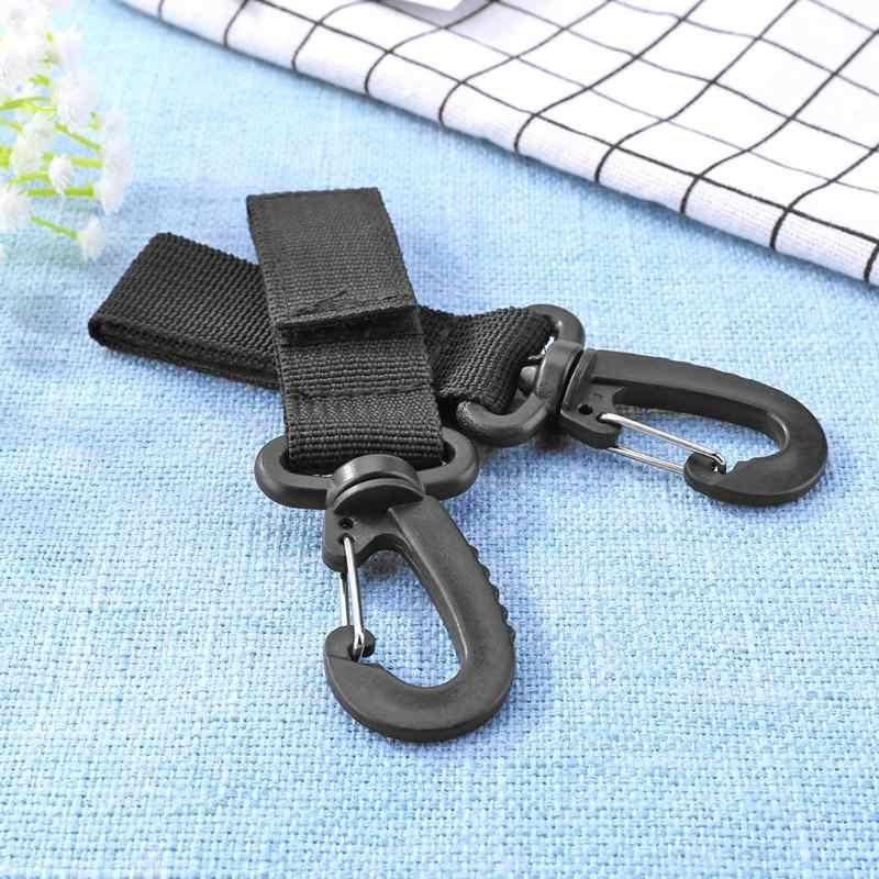 2 cái/bộ Xe Đẩy Móc Xác Ướp Túi Móc Treo Túi Kẹp Phụ Kiện Xe Đẩy Trẻ Em Túi Kẹp Pram Xe Ngựa Túi Móc