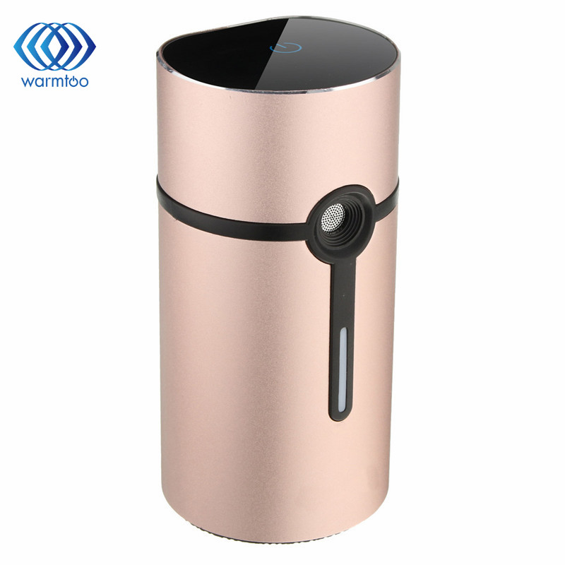Mini Refrigerator Sterilizing Deodorizer Air Ozone Cleaner Wardrobe Purifier Deodorizing Device Fresh Cleaner Home Gifts 4400mAh atongm kt 6830 sterilizing deodorizer air purifier rose gold