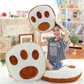 Fancytrader New Pop Plush Bear Paw Cushion Toy Fluffy Stuffed Bears Pillow Doll 70cm Nice Birthday Gifts