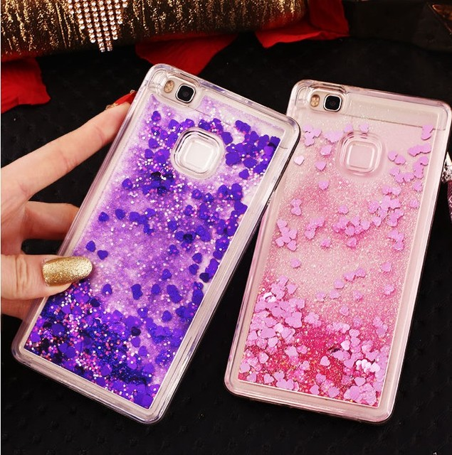 hot sale online 67c4e 58c0d US $4.98 |For Huawei P10 /P10 Lite Case Dynamic Liquid Glitter Sand  Quicksand Star Crystal Clear case cover For Huawei P10 plus on  Aliexpress.com | ...