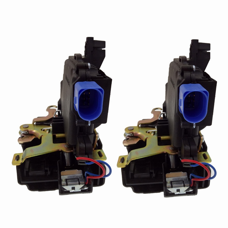 2PCS/Set REAR RIGHT SIDE DOOR LOCK ACTUATOR CENTRAL MECHANISM 3B4839016AG FOR VW POLO 9N FOR VW T5 TRANSPORTER CARAVELLE MULTIVA2PCS/Set REAR RIGHT SIDE DOOR LOCK ACTUATOR CENTRAL MECHANISM 3B4839016AG FOR VW POLO 9N FOR VW T5 TRANSPORTER CARAVELLE MULTIVA