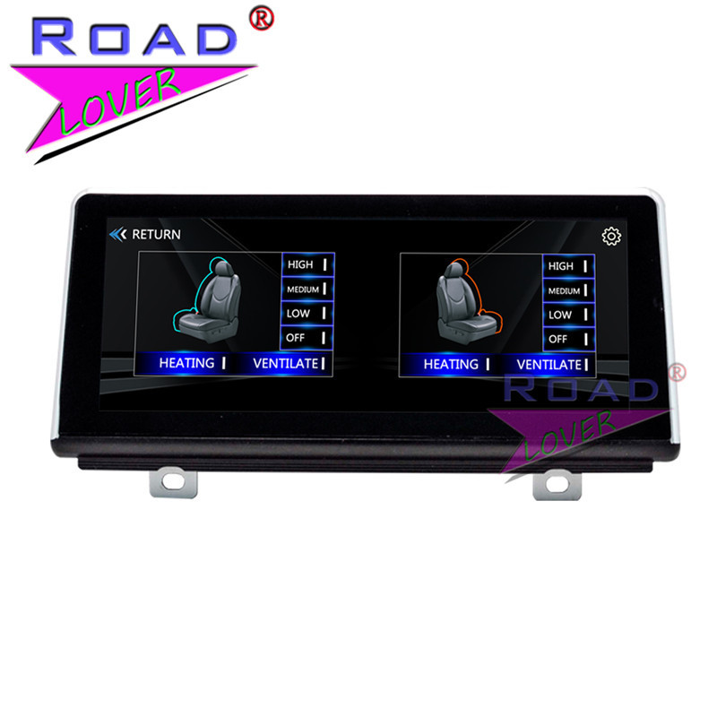 Roadlover 2G+16GB 8.8 Android 6.0 Car Media Center GPS Navigatoion For BMW X1 2016- Stereo Quad Coe Auto Audio Player NO DVD 3G