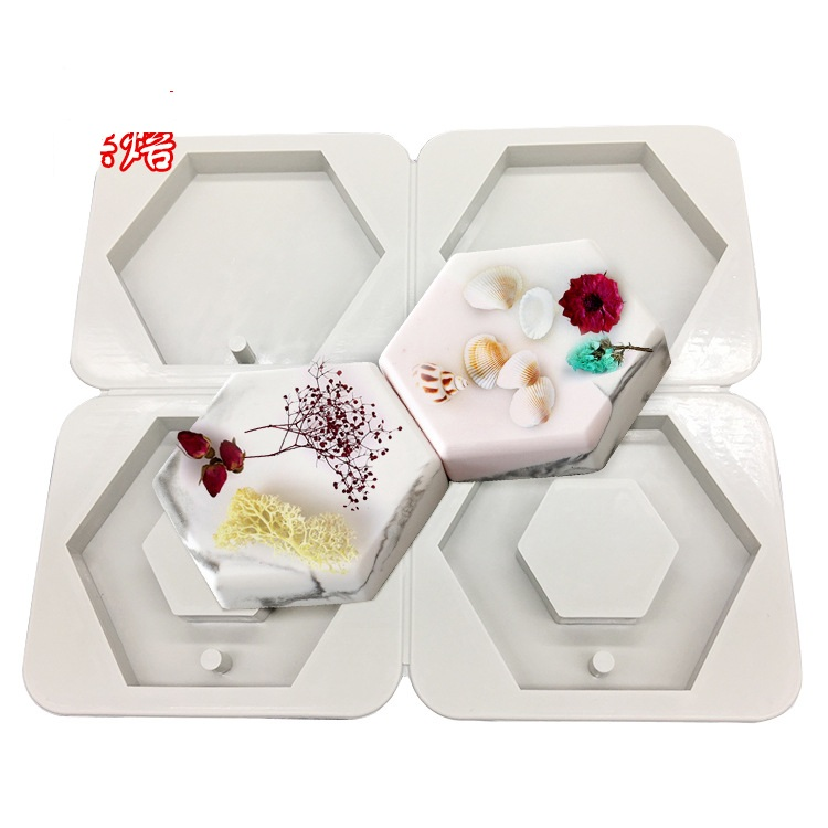 Wachstabletten Silikonform Soja Kerze handgemachte Trockenblumen Aroma Wach  Ew