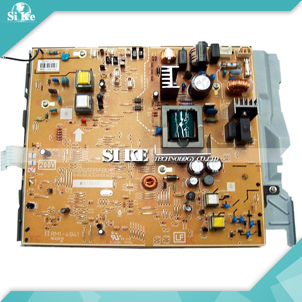 все цены на  LaserJet  Engine Control Power Board For HP M2727 M2727NF M2727NFS 2727 2727NF RM1-4941 RM1-4940 Voltage Power Supply Board  онлайн