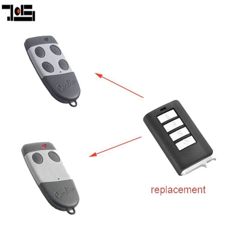 For CARDIN S449 Garage Door Remote Transmitter Key Fob